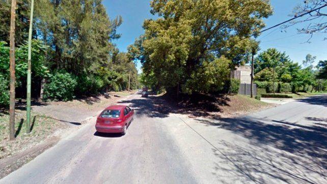 La chica fue abusada sexualmente cuando caminaba rumbo a su casa en Villa Elisa