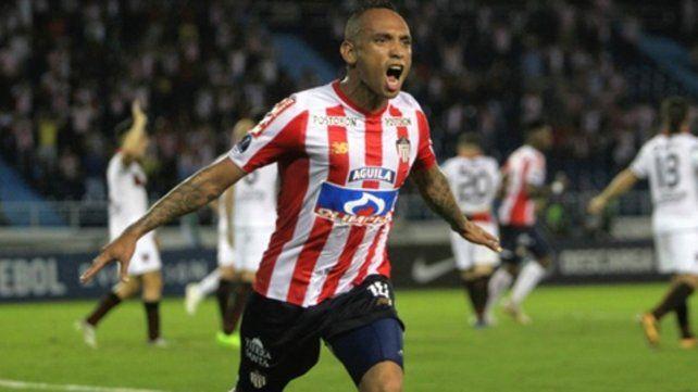Barrera. Jarlan firmó primero con Tigres y luego con Central