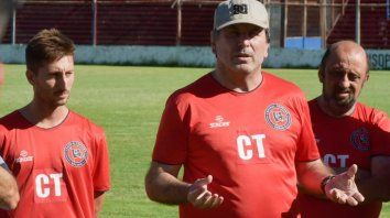 Teglia, nuevo técnico de Central Córdoba.
