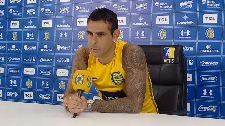 Germán Herera dio su primera conferencia de prensa de 2019.