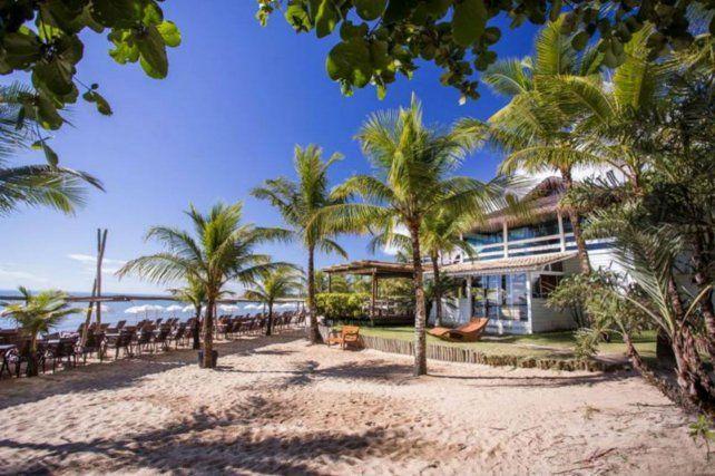 La Torre de Bahía, un resort espléndido en el litoral brasileño