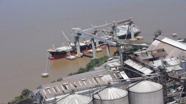 Foco. Se espera que China incremente sus compras de soja argentina.