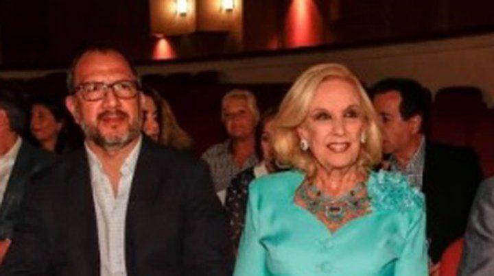 Mirtha Legrand no se perdió el estreno teatral de su nieta Juana Viale
