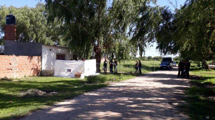 Hallan asesinada a puñaladas a una mujer en Sauce Viejo