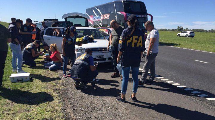 Cinco detenidos tras allanamientos en la cárcel de Piñero, Rosario y San Nicolás en operativo antidrogas