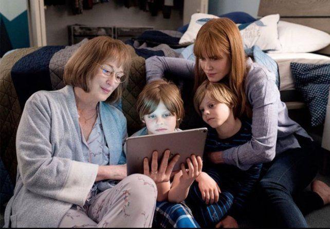 Big Little lies. Meryl Streep se suma al elenco de estrellas de la serie de HBO.