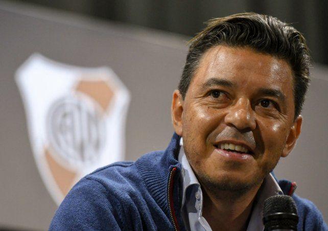 Convocatoria. Gallardo citó a 27 futbolistas para la puesta a punto en suelo charrúa.
