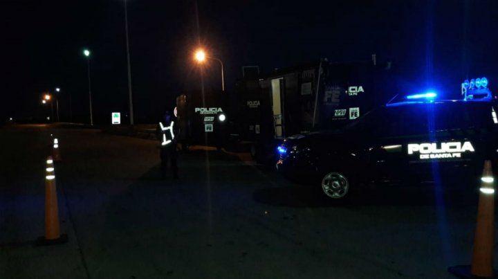 Una mujer murió en un siniestro vial en la autopista, a la altura de Pueblo Esther