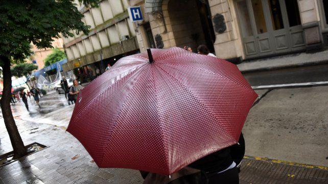 Renovaron el alerta: se esperan tormentas fuertes y ráfagas de viento