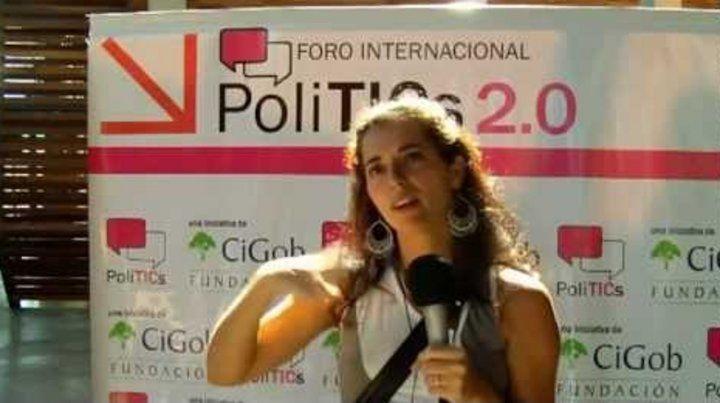 Georgina Sticco