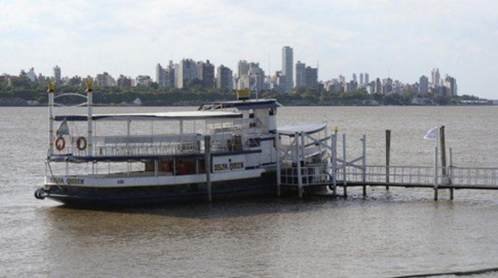 Viaje poco gasolero. El barco Delta Queen tiene  capacidad para 250 pasajeros y es el que en la actualidad une La Fluvial  con los paradores de la costa central.