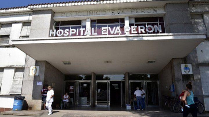 Los detenidos fueron derivados al Eva Perón con varias heridas.