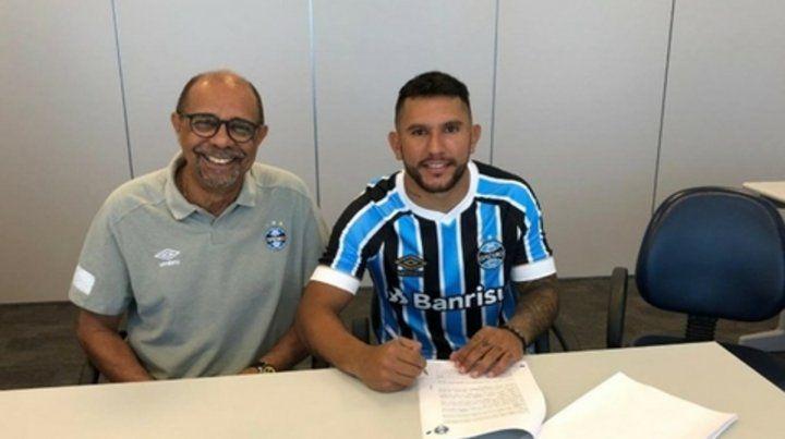 Montoya firmó para Gremio