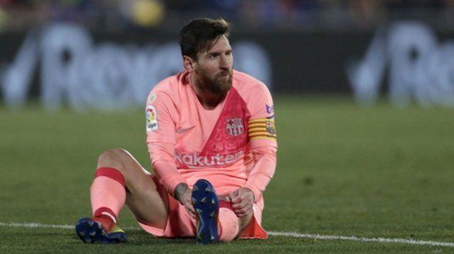 El rey Messi volvió  y mostró su magia