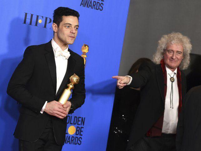 Green Book y Bohemian Rhapsody, ganadoras en los Globo de Oro