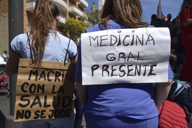 Unas cuarenta mil personas se sumaron al sistema de salud pública en el último año