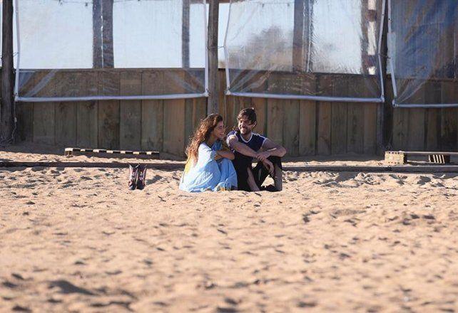 Calu Rivero blanqueó su noviazgo con un músico rosarino