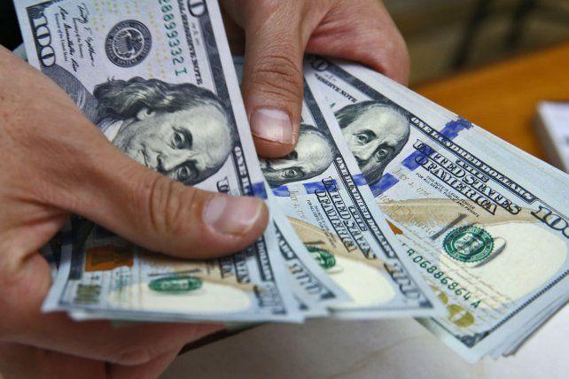 El dólar se ubicó en el valor más alto del año