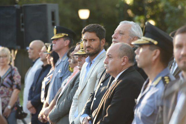 El ministro Pullaro sostuvo que el balance en materia de seguridad fue positivo.