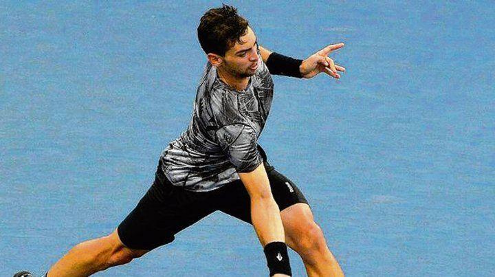 Andreozzi dio el batacazo en el ATP de Sidney