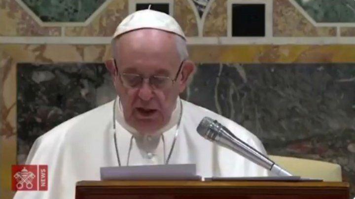 Veinte expresidentes criticaron al Papa por su mensaje sobre Venezuela