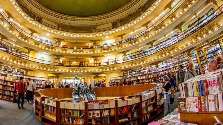Una librería argentina fue elegida como la librería más linda del mundo