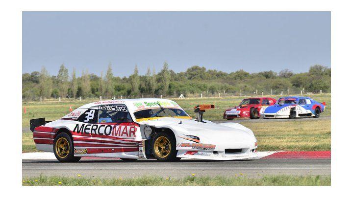 El piloto de la categoría ProCar 4000 es oriundo de San Luis.