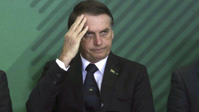 Marcha atrás. El presidente brasileño había presentado su iniciativa al secretario de Estado