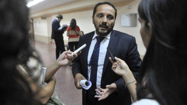 El fiscal Adrián Spelta(foto) y la defensora Daniela Asinari expresaran la voluntad de llegar a un acuerdo.