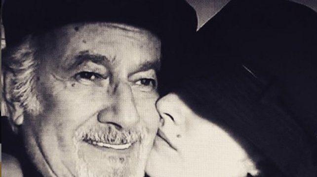 El emotivo posteo de Isabel Macedo al recordar a su padre