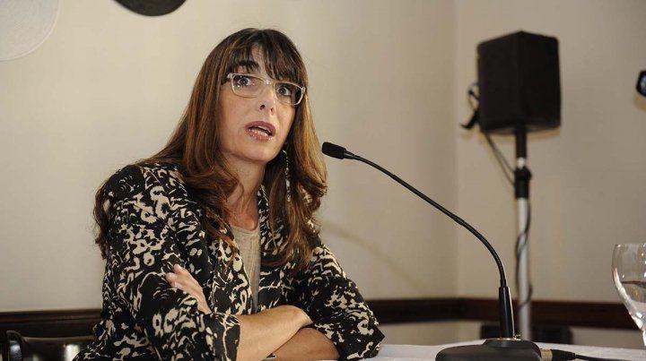 María Eugenia Bielsa será precandidata a gobernadora por el PJ.