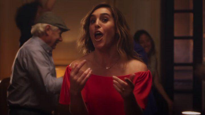 Soledad presentó su nuevo single: La Gringa