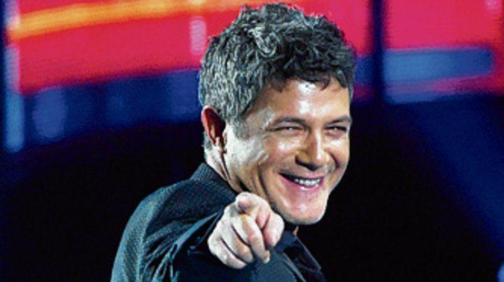 Alejandro Sanz bate récords de ventas