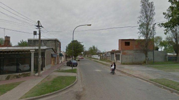 Desencuentro. La pelea que derivó en el crimen ocurrió en Cachimayo al 700 a la salida de un cumpleaños.