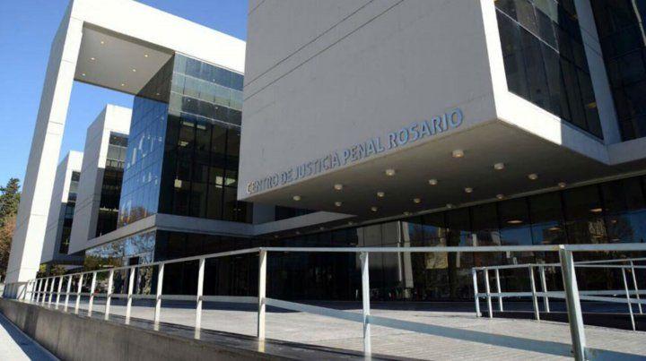 La audiencia se realizó en el Centro de Justicia Penal.