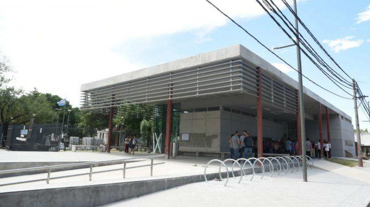Avanzan las obras en el Policlínico San Martín