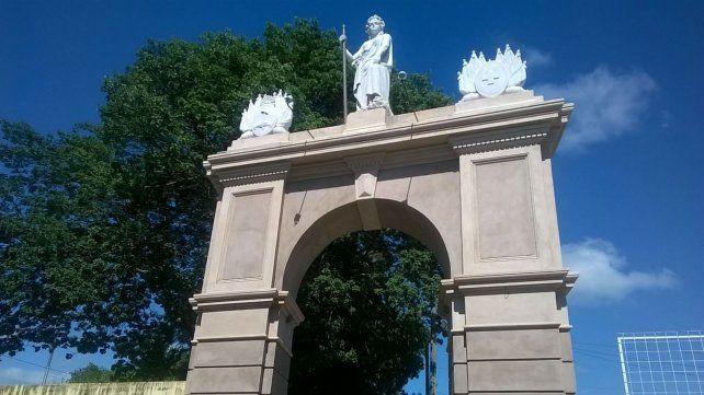 Tiro Suizo: primero un club del sur rosarino, después un barrio