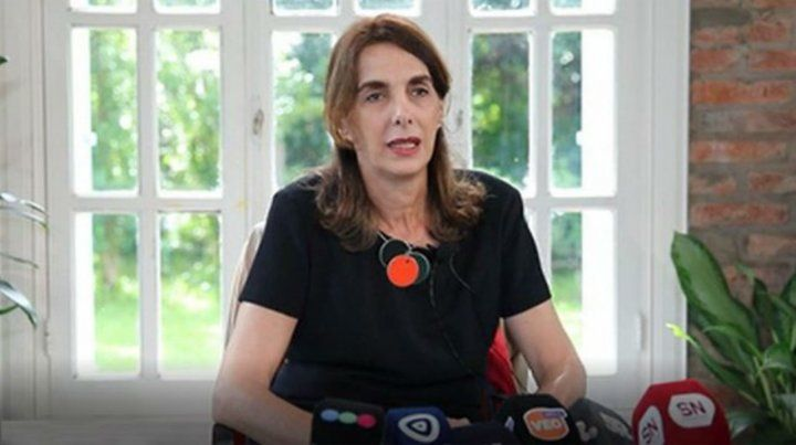 Bielsa anunció su precandidatura a gobernadora.