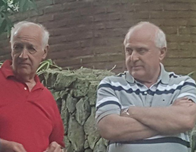 El gobernador Lifschitz se encontró con el exministro Lavagna en Pinamar