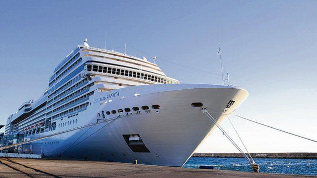 Comienza el primer world cruise de 118 noches