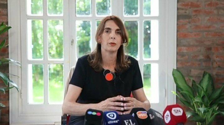 María Eugenia Bielsa volverá a someterse a la voluntad popular. La última vez fue en los comicios de 2011.