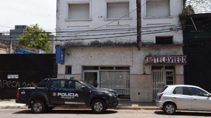Dudas. Rodolfo Cavalli fue hallado sin vida en un hotel de Callao al 100 bis.