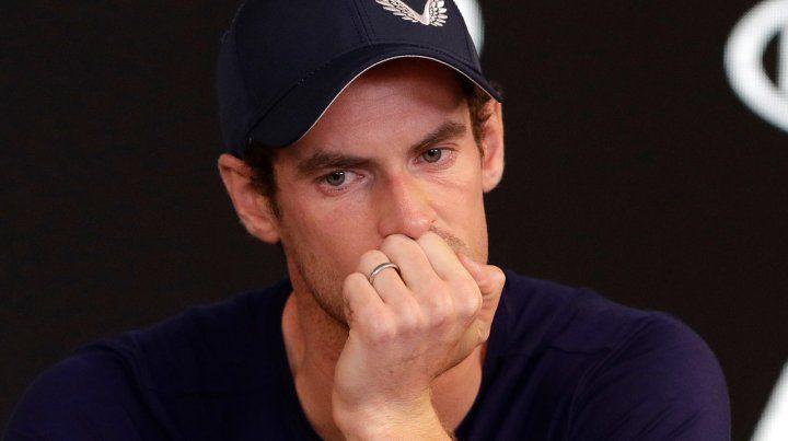 Andy Murray quiere despedirse en Wimbledon pero las lesiones le juegan en contra