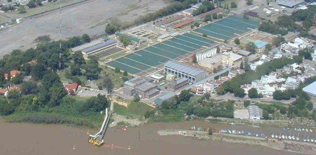 No habrá agua en Rosario, Villa Gobernador Gálvez y Funes