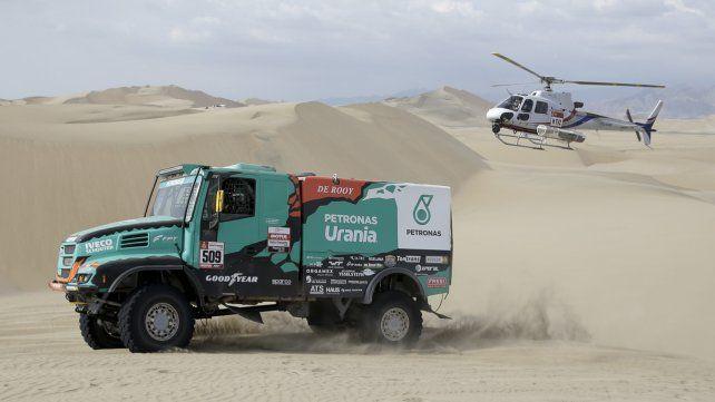 Las mejores imágenes del Rally Dakar 2019 que se disputa en Perú
