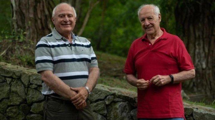 Lifschitz y Lavagna se reunieron en Cariló y hablaron de política.