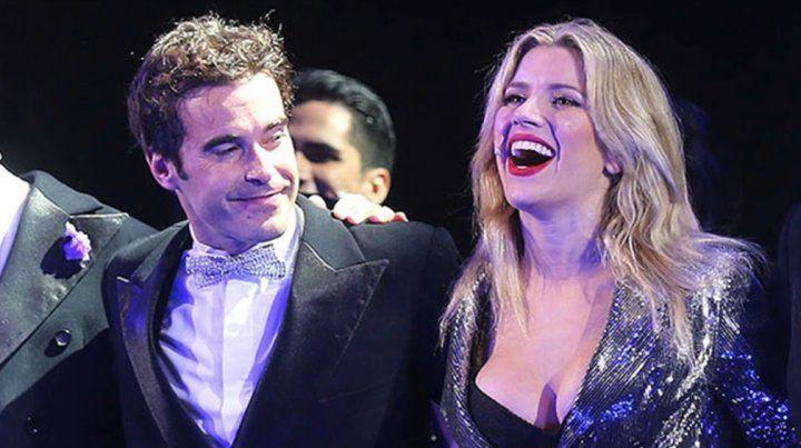 Laurita Fernández y el hermoso combo con Nicolás Cabré