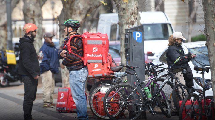 Las aplicaciones de delivery continúan llegando a la ciudad y se suman a las opciones que ya existen desde el año pasado.