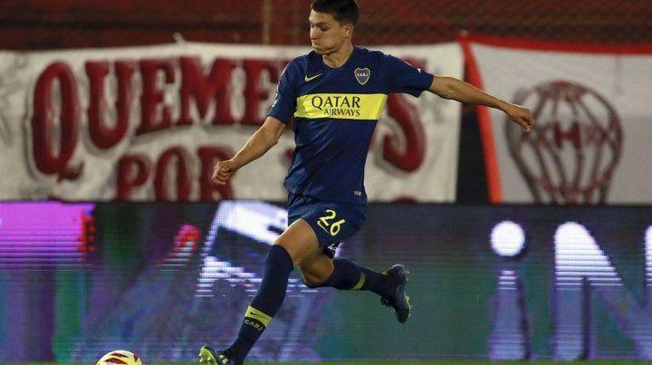 Juvenil. El defensor jugó poco en primera y lo vendieron en 16 millones de euros.