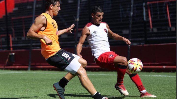 Newells hizo fítbol a puro empate ante Atlético San Jorge
